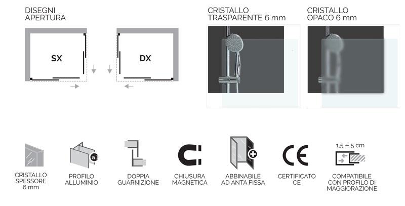 disegno tecnico box angolare